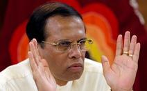 Lạ kỳ khủng hoảng chính trị ở Sri Lanka