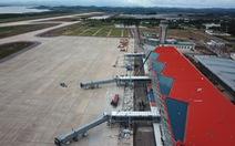 Cảng hàng không Vân Đồn đã đủ điều kiện khai thác