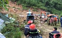 Sạt lở, nhà sập đè chết 3 người ở Khánh Hòa