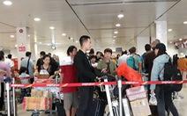 Tân Sơn Nhất thành lập ban chỉ đạo phục vụ Tết 2019