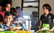 14.000 người tị nạn mắc kẹt ở Indonesia