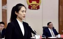 Dân Trung Quốc xôn xao vì nữ phó thị trưởng 28 tuổi
