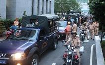 Ra quân 4 ngày, tổ công tác 363 tạm giữ 20 người có dấu hiệu tội phạm