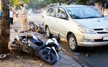 25 người chết vì tai nạn giao thông trong ngày thứ hai nghỉ Tết dương lịch