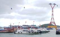 Vắng tour trên vịnh Nha Trang dịp nghỉ Tết Dương lịch