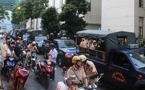 6 ngày hoạt động, lực lượng 363 tạm giữ 40 nghi can