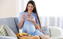 Dinh dưỡng hỗ trợ kiểm soát đái tháo đường thai kỳ