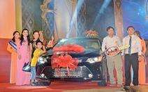 Kim Oanh Real chi 35 tỉ đồng giải thưởng tri ân khách hàng
