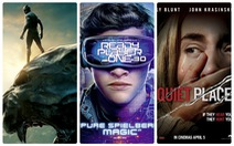 Top 5 phim khoa học viễn tưởng hay nhất 2018 do Forbes công bố