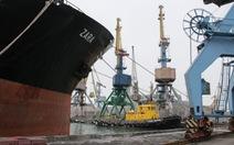 Ukraine thông báo các cảng biển nước này đã được khai thông