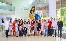 Saigon Co.op tìm hiểu trung tâm nghiên cứu của P&G tại Singapore