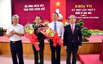 Quảng Bình có tân chủ tịch tỉnh