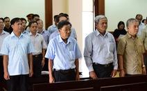 Bác kháng cáo của cựu phó thống đốc Ngân hàng Nhà nước Đặng Thanh Bình
