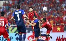 Việt Nam vào chung kết AFF Cup sau 10 năm
