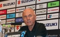HLV Eriksson: 'Đội hình tuyển Việt Nam mạnh nhất AFF Cup 2018'