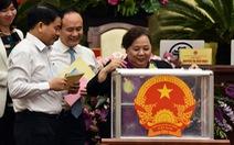 Bà Nguyễn Thị Bích Ngọc dẫn đầu số phiếu tín nhiệm cao của HĐND Hà Nội