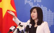 Việt Nam đề nghị Trung Quốc không tái diễn đua thuyền buồm ở Hoàng Sa