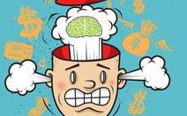 Tác hại đáng sợ của stress đến não bộ