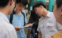 Những 'kịch bản' khi tăng tỉ lệ điểm thi trong xét tốt nghiệp THPT
