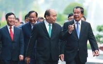 Việt Nam - Campuchia nhất trí phương châm '16 chữ vàng'