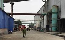 Nổ lớn tại nhà máy thép, 1 người chết, nhiều người bị thương