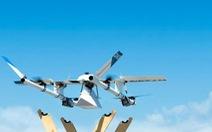 Alphabet giao hàng bằng drone ở Phần Lan