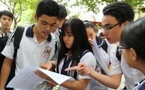 Học sinh yên tâm chuẩn bị thi THPT quốc gia