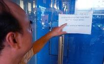 Chưa đến tết ATM đã lỗi, hết tiền, ngưng hoạt động