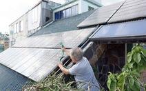 Khuyến khích làm điện mặt trời, bán cho EVN