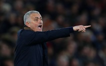 Huấn luyện viên Mourinho đang rất hạnh phúc tại M.U