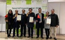 Phần mềm Quản lý y tế của nhóm bác sĩ Việt nhận cúp vàng ở Hàn Quốc