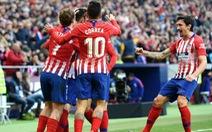 Thắng đậm, Atletico Madrid san bằng cách biệt với Barca