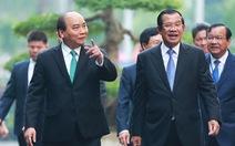 Việt Nam - Campuchia phát triển tích cực, toàn diện