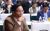 Ông Cấn Văn Nghĩa bất ngờ giành chức Phó chủ tịch tài chính VFF