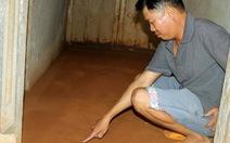 Đóng cửa nhà cả tháng vì bụi bôxít từ Công ty nhôm Đắk Nông