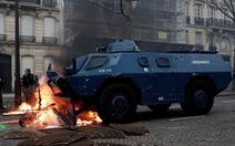 Lại biểu tình lớn ở Paris, bắt giữ hơn 700 người