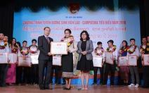 Tuyên dương 130 sinh viên Lào, Campuchia tiêu biểu