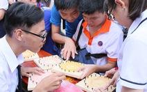 Sôi động Ngày hội toán học mở đầu tiên tại TP.HCM