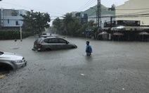 Ngày mai, 2 trường học ở Đà Nẵng nghỉ học vì ngập nặng
