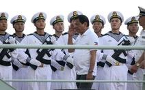 Philippines tuyên bố sẽ xung đột nếu các nước khác lấy tài nguyên biển