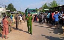 Hai phụ nữ chặn xe chở cát ở Tây Ninh được tại ngoại về ăn tết