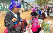 Tết vùng cao: Phiên chợ San Thàng