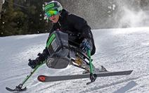 Chàng trai liệt nửa người và ước mơ chinh phục Olympic