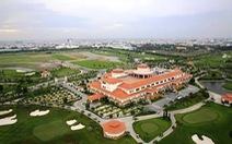 Sắp có nghị định về điều kiện đầu tư kinh doanh sân golf