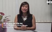 Video Bác sĩ tư vấn ăn Tết sao cho đừng ngã bệnh