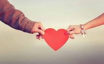 Valentine giáp tết, cặp đôi yêu xa hẹn hò năm mới