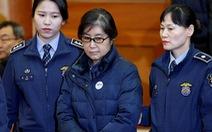 Bạn thân cựu Tổng thống Hàn Quốc lãnh 20 năm tù