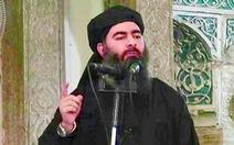 Thủ lĩnh khủng bố IS còn sống nhưng bị thương rất nặng