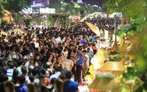 Người dân cần cảnh giác khi du xuân tại đường hoa Nguyễn Huệ