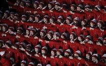 Hàn Quốc chi 2,6 triệu USD tiếp đoàn Triều Tiên tại Olympic